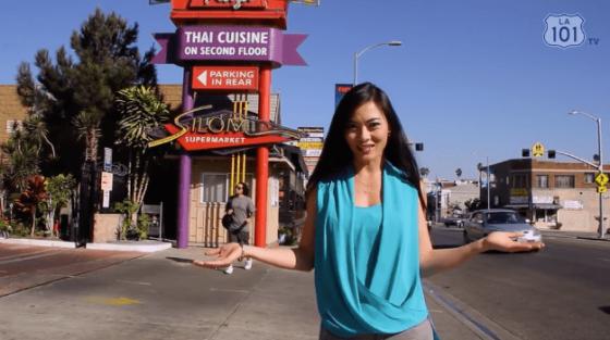 LA101 TV 'Little Taste of Thai' (Pilot) Los Angeles CA
