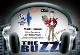 VA RADIO presents ' THE BUZZ!'