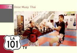 LA101 TV 'Double Dose Muay Thai'