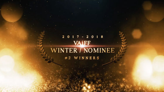 VAiFF Winter Winners / Nominee #2